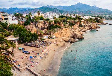Kendte spanske feriebyer